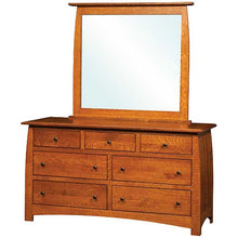 Load image into Gallery viewer, Amish USA Made Handcrafted Superior Shaker Dressers sold by Online Amish Furniture LLC