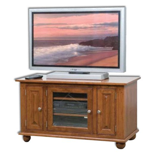 Amish USA Made Handcrafted Larson 46 Plasma Unit sold by Online Amish Furniture LLC