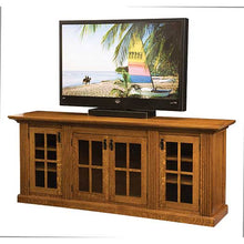 Load image into Gallery viewer, Amish USA Made Handcrafted Weston Home Theater sold by Online Amish Furniture LLC