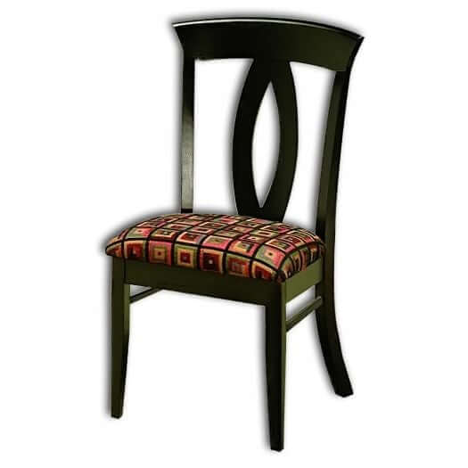 Amish USA Made Handcrafted Brookfield Chair sold by Online Amish Furniture LLC