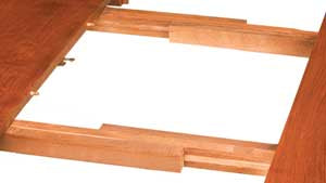 Amish Wood Table Glides