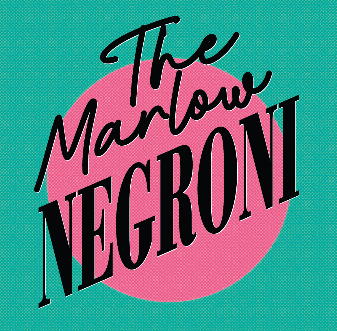The Marlow Negroni 700ml