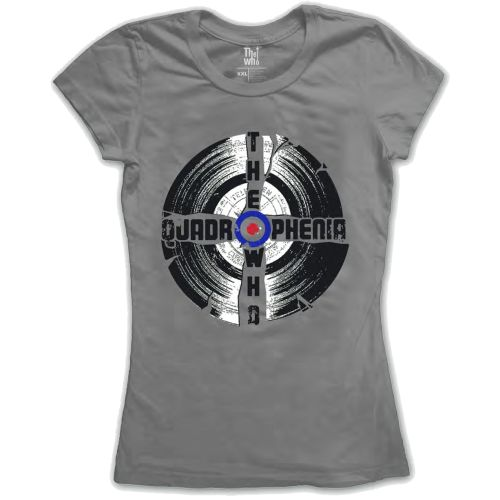 Who (The): Quadrophenia (T-Shirt Donna Tg. XL) - GameSIDE&Tech