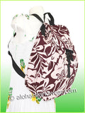 Large Hawaiian Backpack - 401 Red