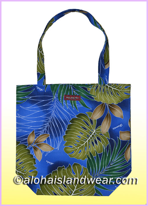 Reusable Grocery Tote Bag - 502Navy
