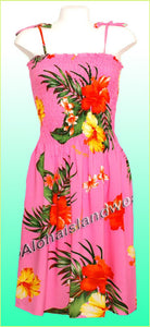 Aloha Beach Dress - 2013 Pink