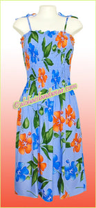 Aloha Beach Dress - 2019 Blue