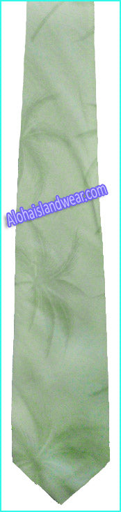 Hawaiian Necktie - 471 Green