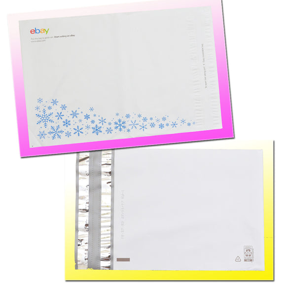 Light weight shipping envelopes  12