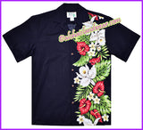 Anthurium & Orchid Unique Hawaiian Shirt - 488