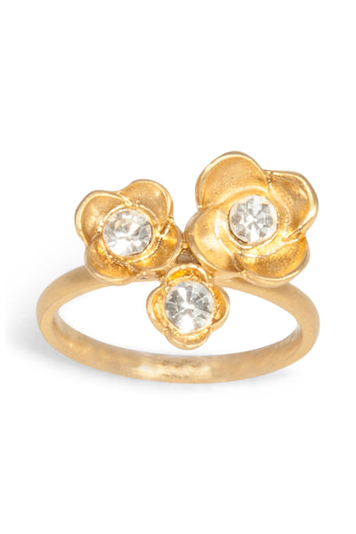 Bonnie flower ring fra Farmhousedesign.no