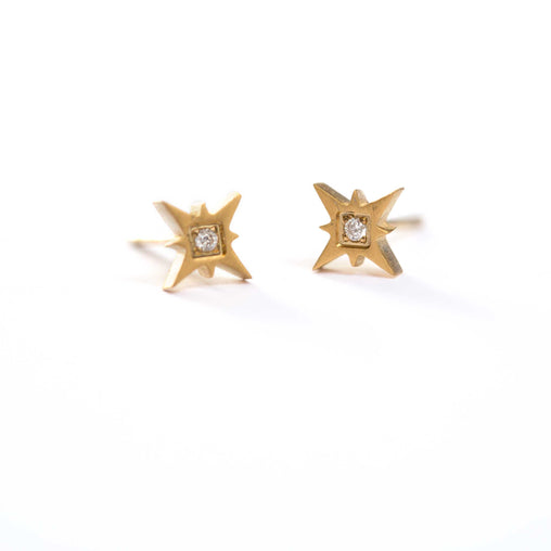 Northern star studs fra Farmhousedesign.no