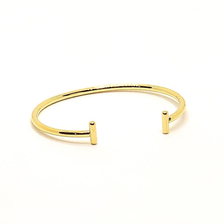 Simple bangle armbånd