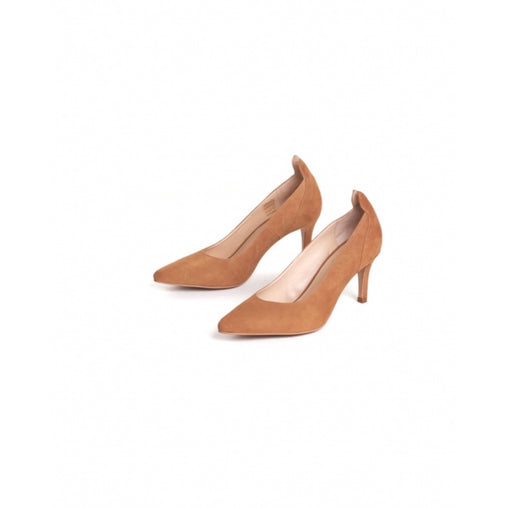 Ante pumps fra Front Society - Toffee