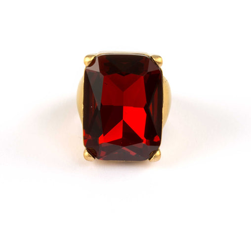 Power ring - Ruby fra Farmhousedesign.no