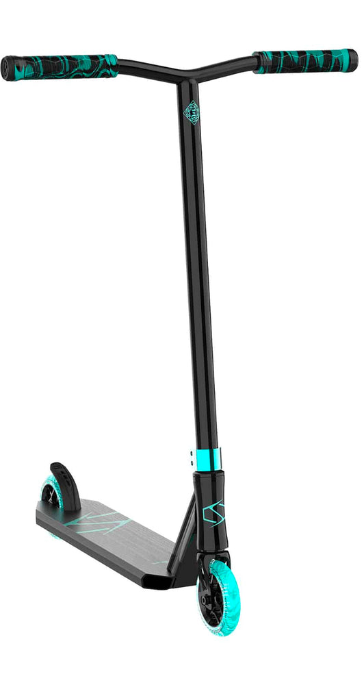 Fuzion 2021 Z250 Scooter Black/Teal