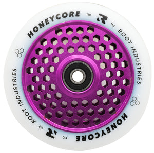 Load image into Gallery viewer, Root Honeycore Wheels 110mm