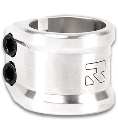 Root Industries Lithium Double Clamp Silver
