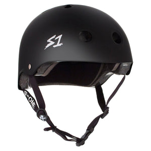 Load image into Gallery viewer, S1 Lifer Helmet Black Matte