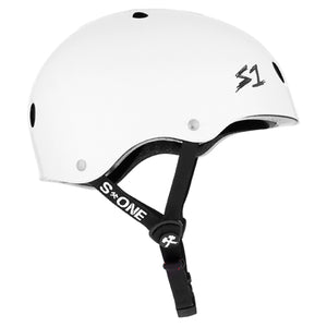 Load image into Gallery viewer, S1 Lifer Helmet White Gloss