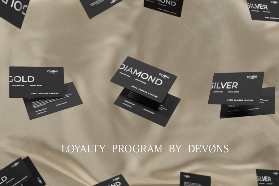 DEVØNS LOYALTY PROGRAM