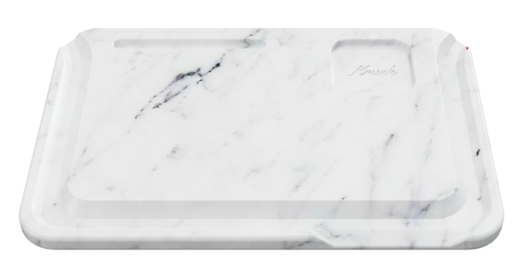 Carrara Tray