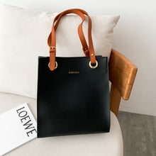 Load image into Gallery viewer, Ladies Handbags Women Fashion Bags Designer Tote Luxury Brand Leather Shoulder Bag Women Top Handle Bag Female Sac A Main 2020