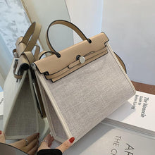 Load image into Gallery viewer, Elegant Female Large Tote bag 2020 Fashion New Quality PU Leather Women's Designer Handbag High capacity Shoulder Messenger Bag