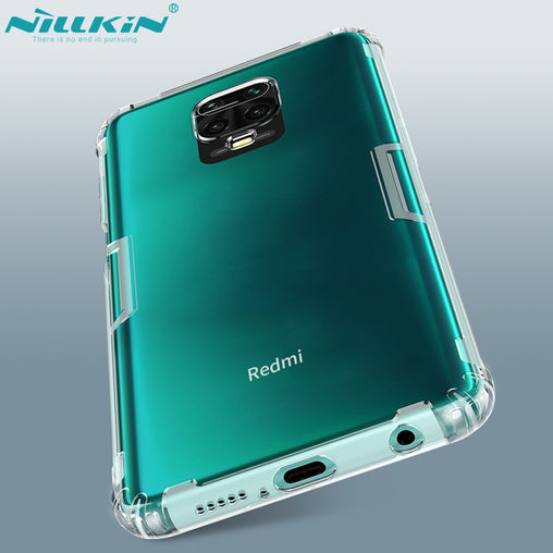 Redmi Note 9S Clear Soft Case