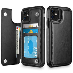 iPhone Wallet Case Leather
