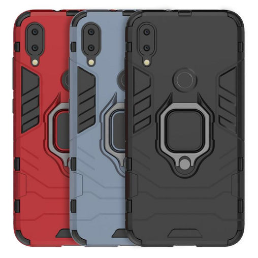 Plastic Shockproof Back Case