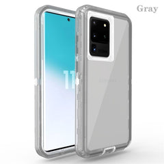 Case Samsung Clear Shockproof