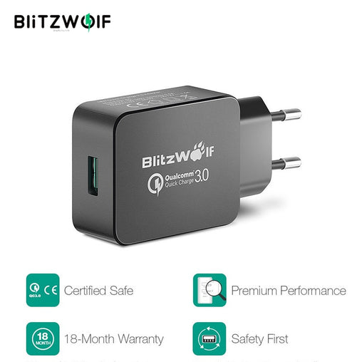 18W Quick Fast Charge