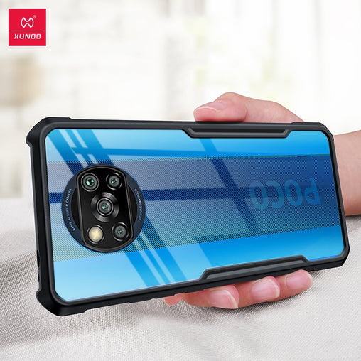 Transparent Shell Xiaomi Poco