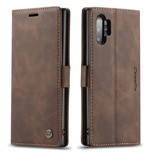 Flip Leather Case Wallet