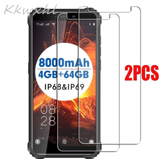 2pcs 9H Tempered Glass