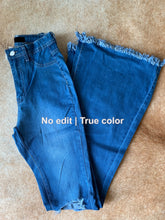 Load image into Gallery viewer, Georgia Peach Denim Jeans