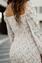 Load image into Gallery viewer, Sophia Floral Mini Dress