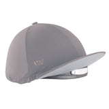 Brushed Steel Convertible Hat Cover