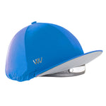 Electric Blue Convertible Hat Cover