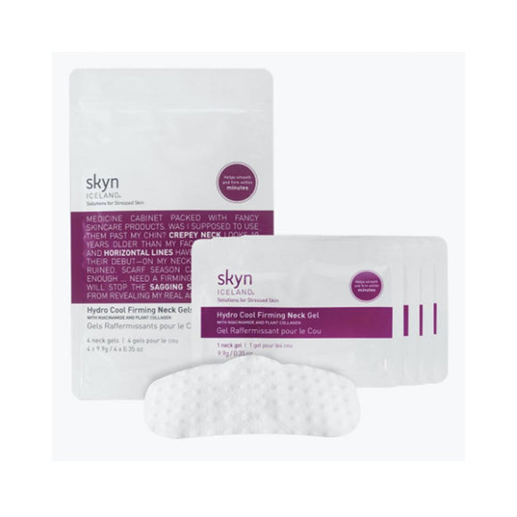 HYDRO COOL FIRMING NECK GELS