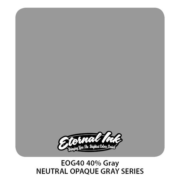 Eternal Ink 40% Gray