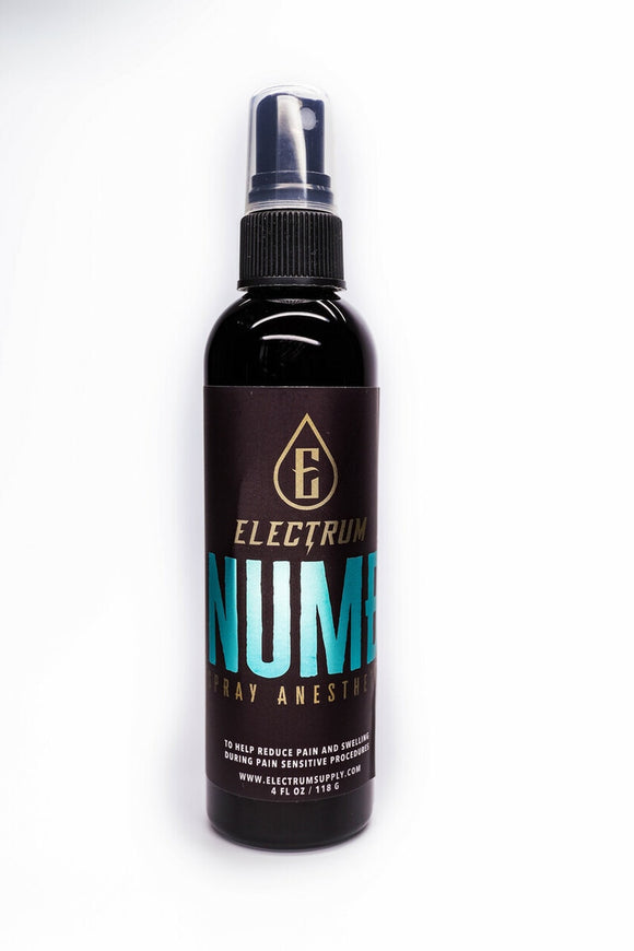 Electrum NUMB Anesthetic Spray