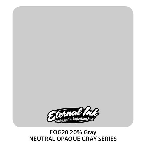 Eternal Ink 20% Gray
