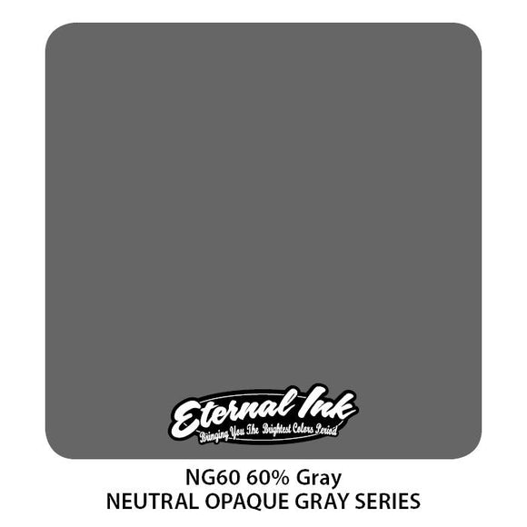 Eternal Ink 60% Gray