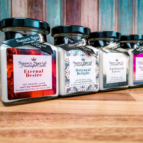 Sussex Special Home Fragrance Candle Collection more photos