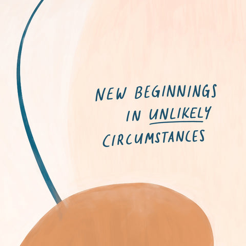 New Beginnings in Unlikely Circumstances - Encouraging short sermon series by The Commandment Co