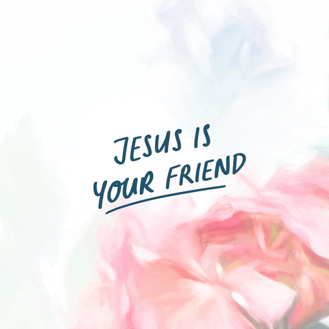 Jesus Is Your Friend - Encouraging short sermons and devotionals compiled by The Commandment Co