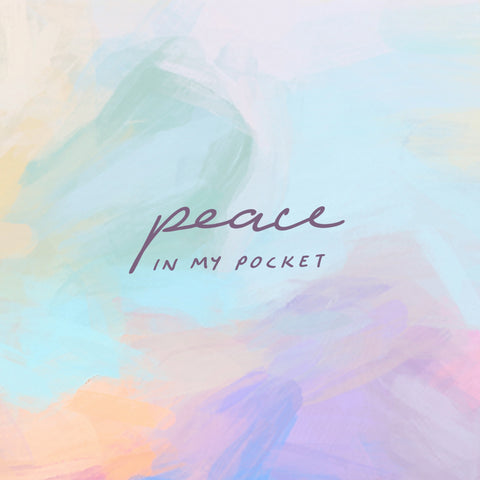 Peace in my pocket - Encouraging short sermons and devotionals compiled by The Commandment Co