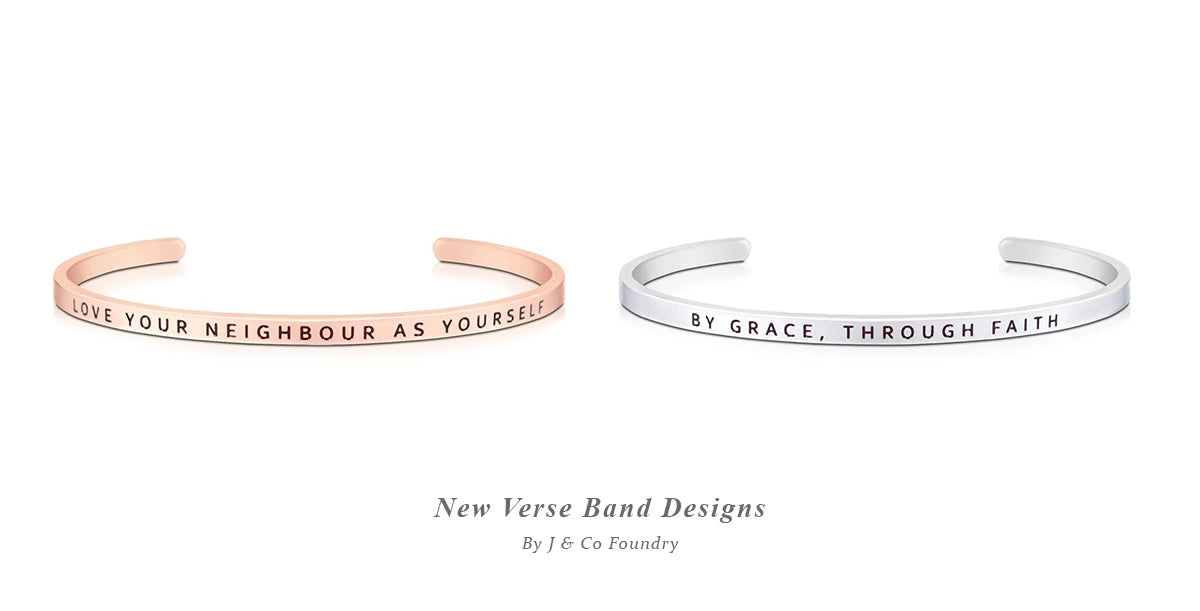 Verse Band design by j & co foundry